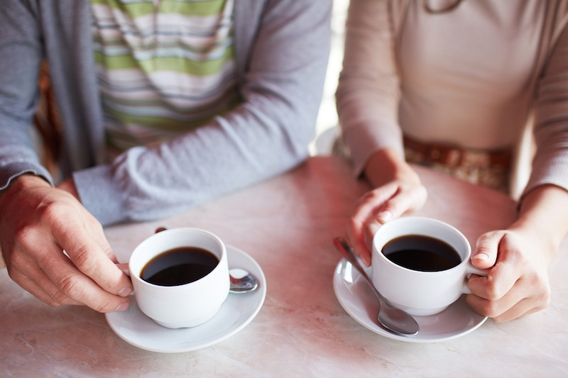 6 Reasons Why Meeting Up For Coffee Is A Poor Excuse For A Date