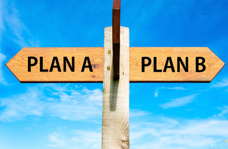Plan A and Plan B