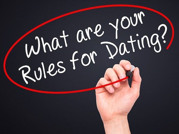 Write Your Own Dating Rules
