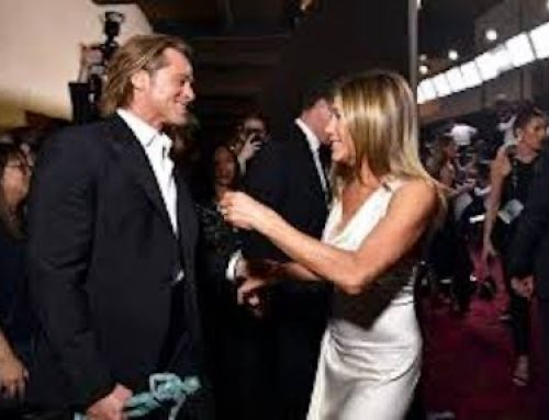 WHAT CAN WE LEARN FROM BRAD PITT AND JENIFER ANISTON?