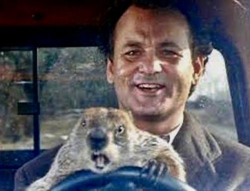 ARE WE ALL STUCK IN GROUNDHOG DAY?